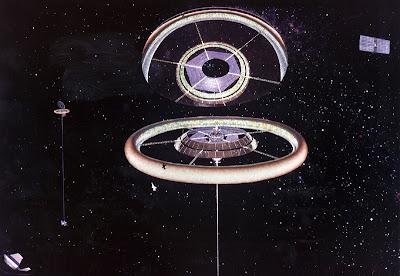 Space Colonies - Stanford Torus
