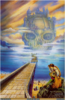 Space and Astronomical Art Journal: Ron Walotsky Fantasy Art