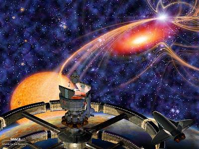 Joe Bergeron Space and Astronomical Art