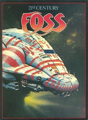 21st Century Foss - Chris Foss Sci-Fi Art