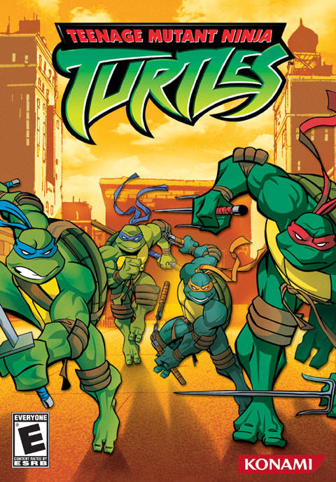 Teenage Mutant Ninja Turltes - jogo - (Download Tartarugas Ninja)