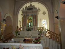 Altar of the Holy Face of Manoppello