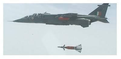 EXCLUSIVE: Indian Air Force/DRDO's Laser Guided Bomb Trial