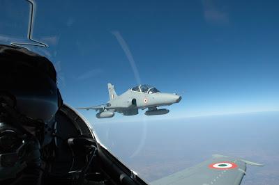 20 More BAE Hawks For IAF Aerobatics Team