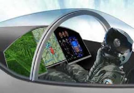 مقاتلة السيادة الجوية Soukhoï Su-30 MK AMCA%2Bcockpi