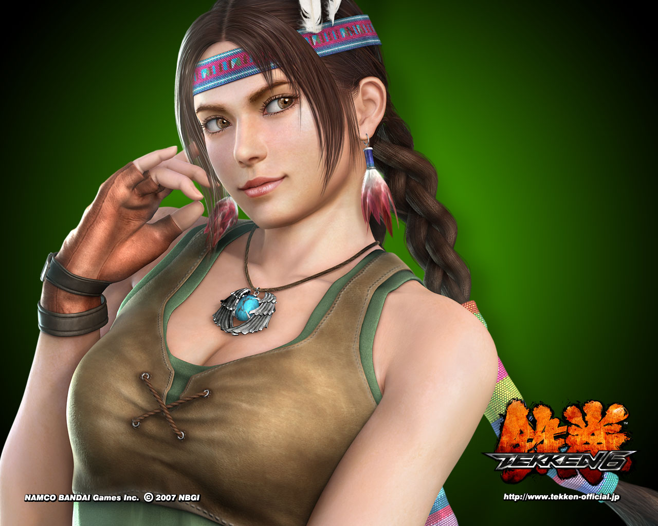 Julia Chang Gallery The Tekken Wiki Wikia - julia chang in tekken wallpapers