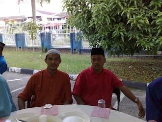 Majlis berbuka puasa bersama PDRM di IPK Kelantan