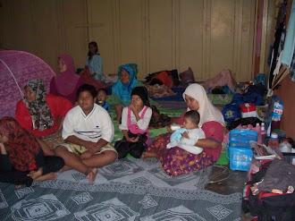 Pusat Pemindahan BANJIR DI SK Tiong KOTA BHARU