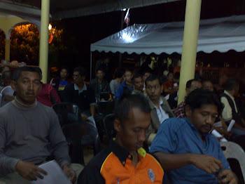 Suasana KSBK AGM 2010