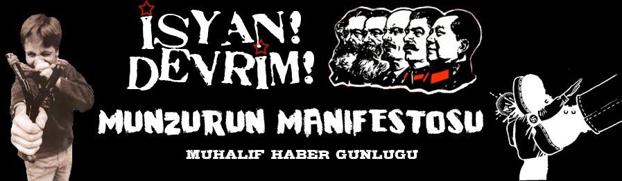 Munzurun   Manifestosu