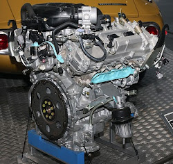 Toyota GR-FE Series Engine