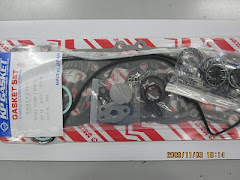 Toyota Prado 3RZ-FE Engine Top Set Gasket