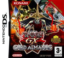 Yu-Gi-Oh! GX Card Almanac (EUR)