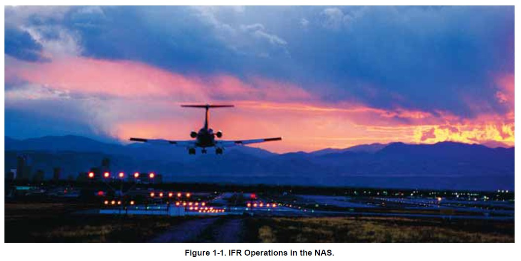 Ifr operations in the national airspace system instrument todays national airspace system nas consists of a complex collection of facilities systems equipment procedures and airports operated by thousands of publicscrutiny Choice Image