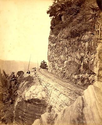 Railways of old Ceylon