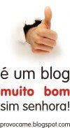 É um blog muito bom sim senhora!