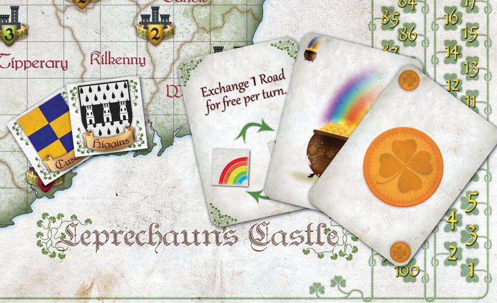 Leprechaun - Castle Sing-A-Long Souvenirs No.1