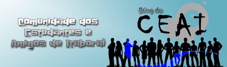 Blog da CEAI - Comunidade dos Estudantes e Amigos de Itaboraí