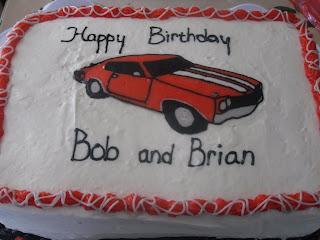 Chevelle Cake