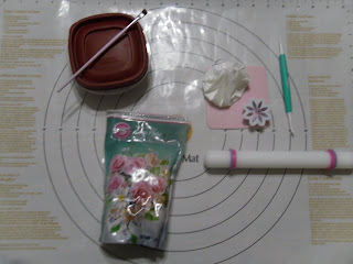 How to make Gum paste Daisy