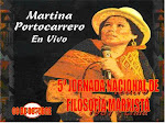 INVITADA ESPECIAL:MARTINA PORTOCARRERO