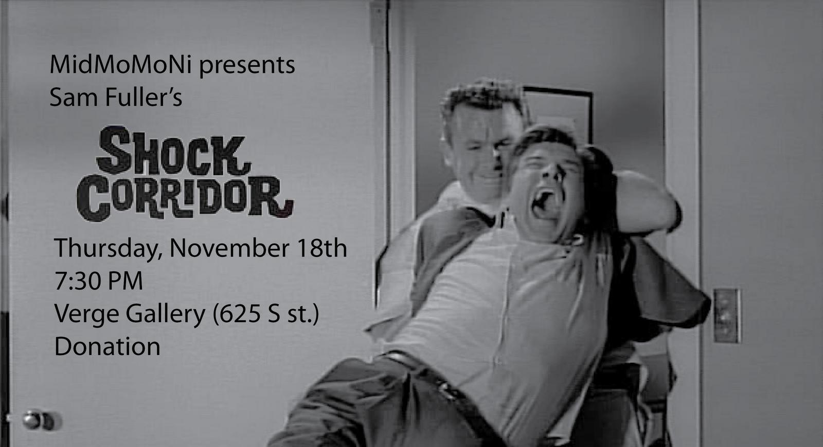schock korridor film