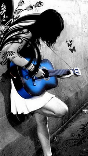 wallpapers guitar. wallpaper guitar girl_10.