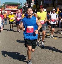 Running Chicago 2008