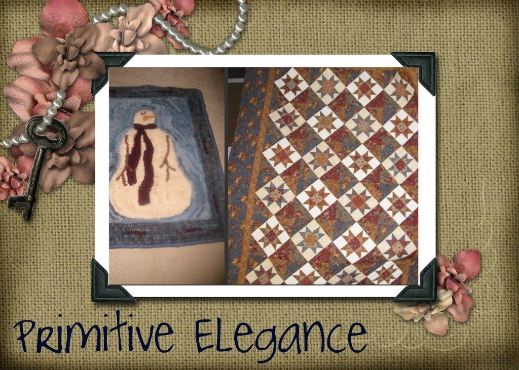 Primitive Elegance