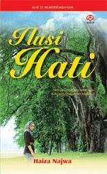Novel ILUSI HATI. Original Title [Intuisi Cinta]