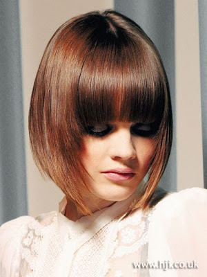 Hair Cut Trends: Graduated Bob Haircut