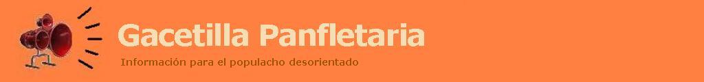 Gacetilla Panfletaria