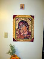 icoana bizantina