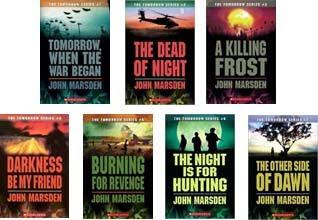 tomorrow when the war began review book