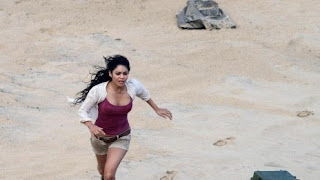 Vanessa Hudgens - Journey 2 Movie