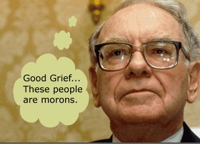 warren buffett not enough taxes funny