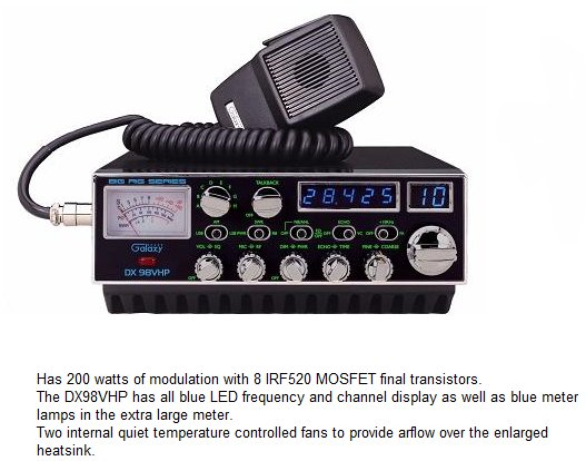 In a nutshell, we have unscrupulous vendors selling 10 meter radios to ...