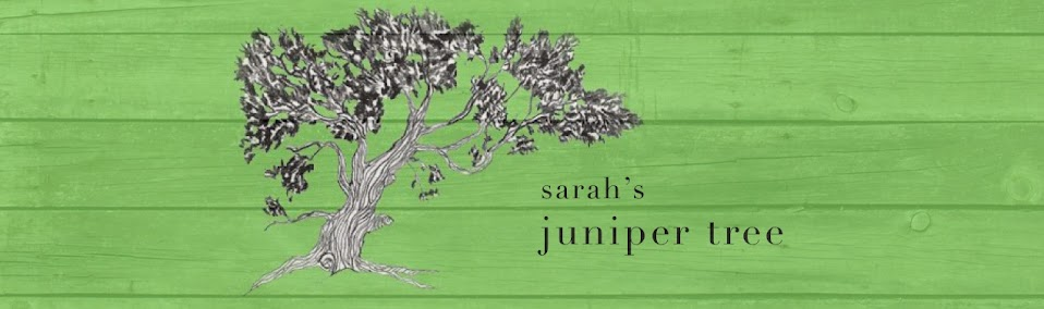 Sarah&#39;s Juniper Tree