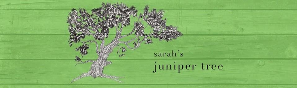 Sarah's Juniper Tree