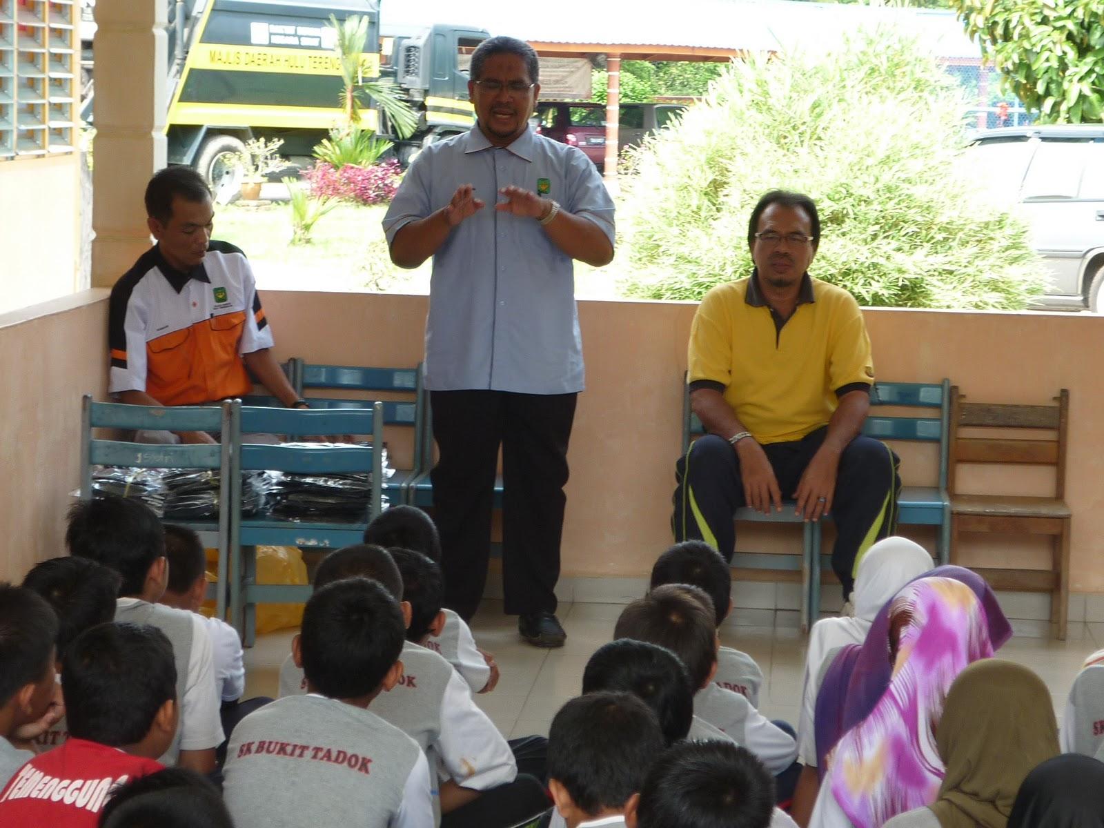 Aktiviti Program Bebas Denggi Di Sekolah