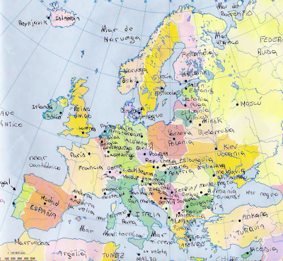 paises de europa. paises de europa.