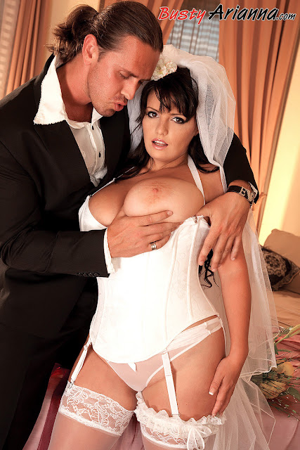Arianna Sinn – Married Wedding Sex Video