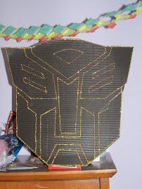 Piñata TRANSFORMERS