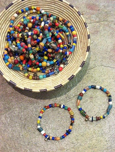 One World Projects - West African Jewelry - Burkina Faso, Ghana