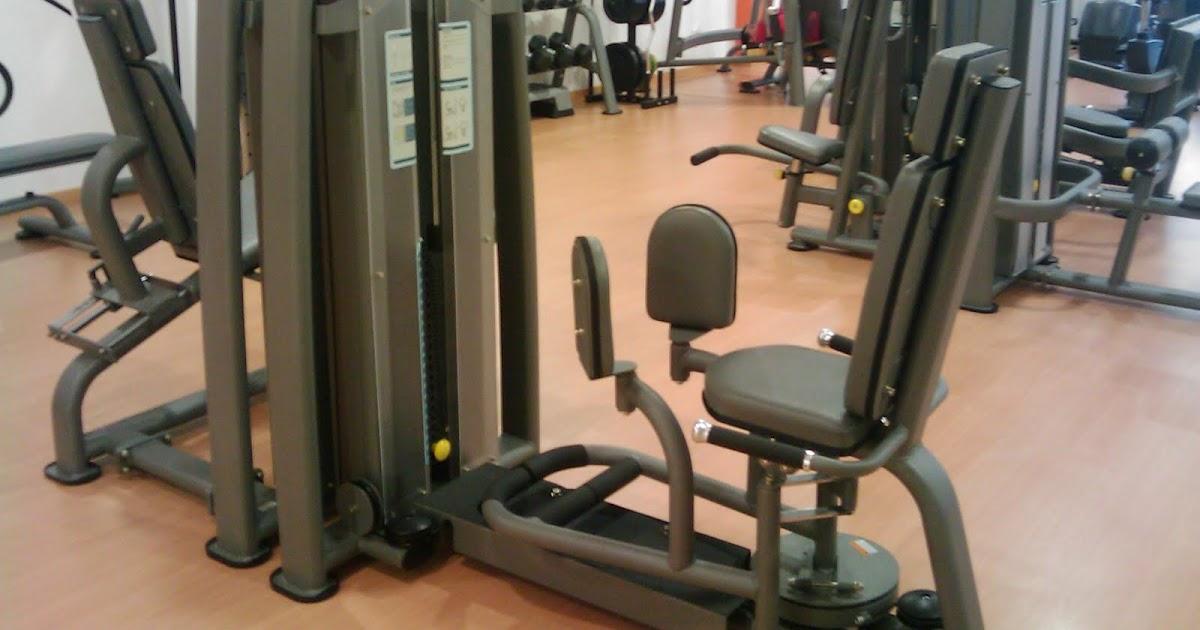 Aparatos de gimnasia ffittech for Aparatos de gym