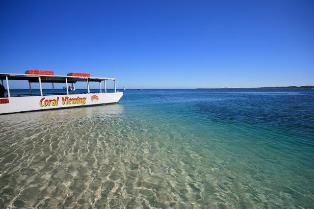Coral Bay, Ningaloo Reef, Western Australia - © CKoenig