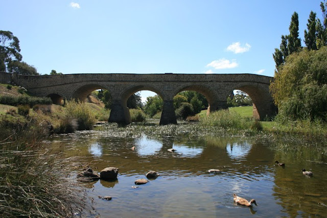 Richmond Bridge, Tasmania, Australia - © CKoenig