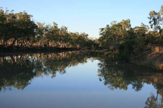 Murray River National Park, Victoria, Australia - © CKoenig