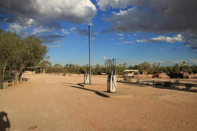 Mungarannie Station Birdsville Track South Australia - © CKoenig