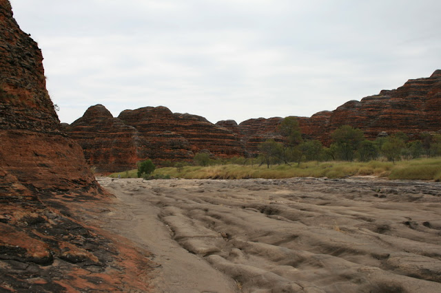 Bungle Bungles Purnululu National Park Western Australia - © CKoenig